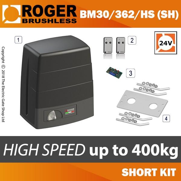 motor Roger BM30