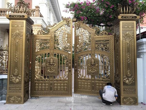 Kết quả hình ảnh cho cổng tự động