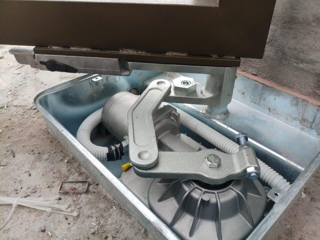 motor cổng âm sàn roger BR21-362